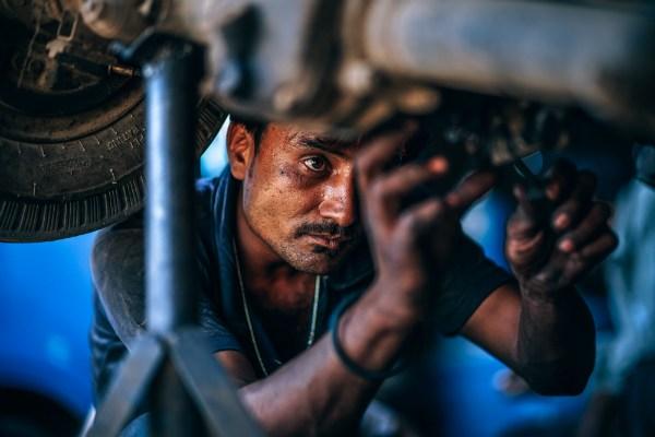 Migrant Workers Photo