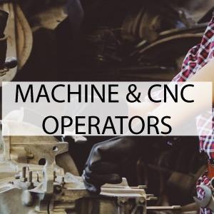 Filipino cnc operators available